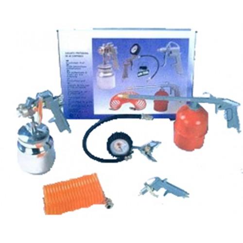 Air Tool Set DS-2000A5 Aflatek