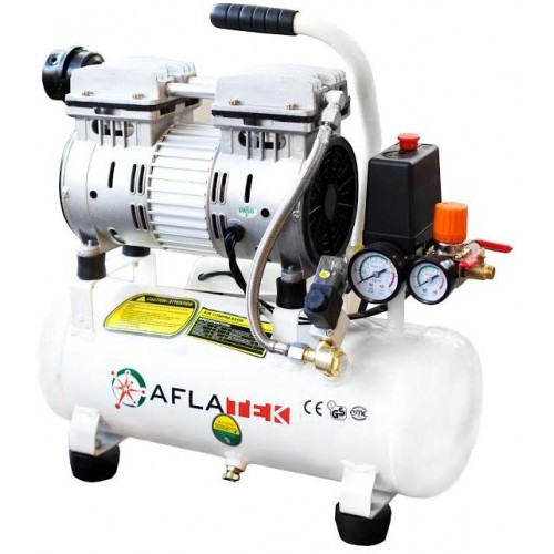 Official Website Aflatek Silent Compressor 10 Litre Oil Free Low Noise 66db Clinic Air Compressor Other Air Compressors Automotive Tools & Supplies