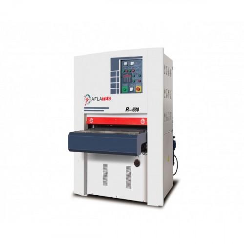 Wide Belt Sanding/Calibration Machine R-630 Aflatek