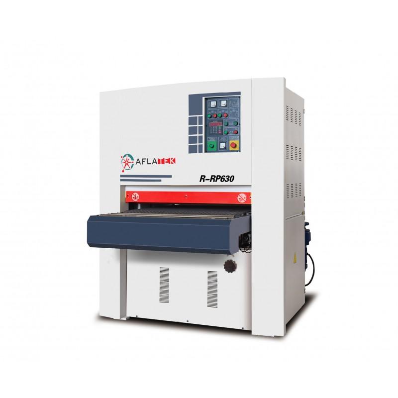 Wide Belt Sanding/Calibrating Machine R-RP630 Aflatek