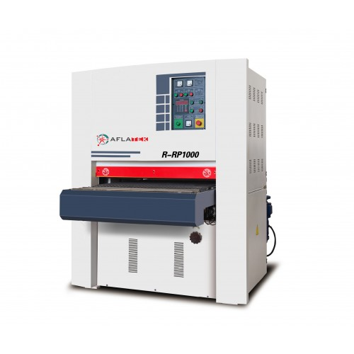 Wide Belt Sanding/Calibration Machine R-RP1000 Aflatek