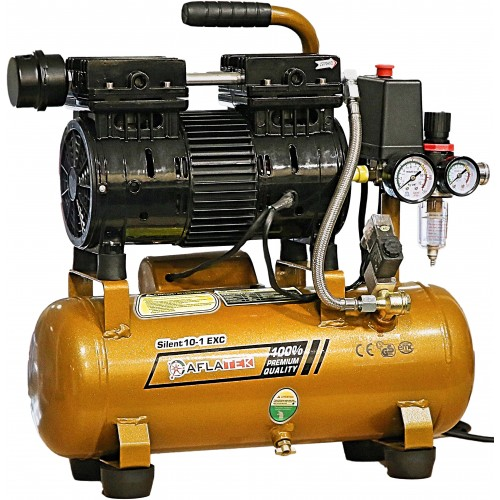 Silent10-1 EXC Aflatek Air Compressor