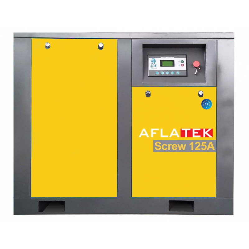 Screw Type Air Compressor AFLATEK c
