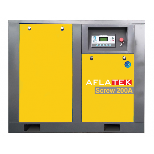 Screw200A AFLATEK Silent Screw Type Air Compressor