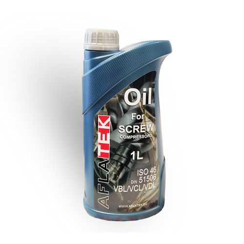 Compressor Oil Aflatek 2901 ISO 46 1ltr.