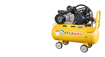 Aflatek Silent, Piston and Screw air compressors